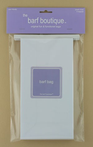 "Purple ""Barf Bag"" (5/pk)"