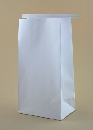 Classic White Barf Bags (50 Bags)