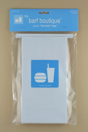 """Lost Lunch"" Barf Bag (5/pk)"