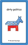 Poltical (Donkey) Barf Bag