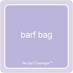 Purple Barf Bag