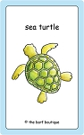 Sea Turtle Barf Bag