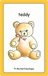 Teddy Barf Bag
