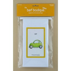 """Little Car"" Barf Bag - Kids (5/pk)"