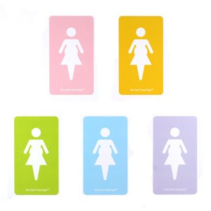 """Pregnant Lady"" Bags - Variety Pack (5/pk)"